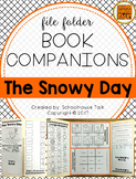 File Folder Book Companion: The Snowy Day
