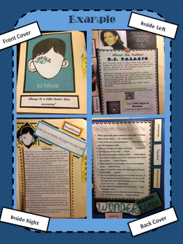 File Folder Book Projects