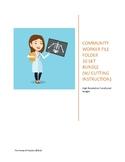 File Folder - Community Helpers (Set of Ten)