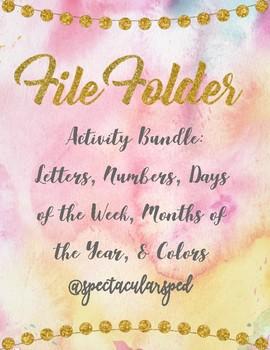 File Folder Fun
