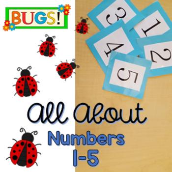 Number Binder / NUMBERS 1-5