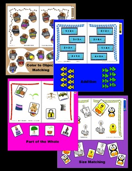 File Folder Fun ~ The Complete Set ~ 226 Activities, Games & Challenges