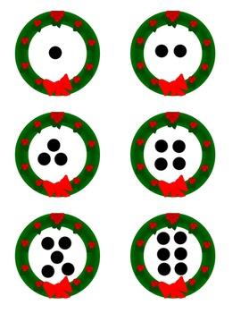 File Folder Game: 11 Number Matching Games
