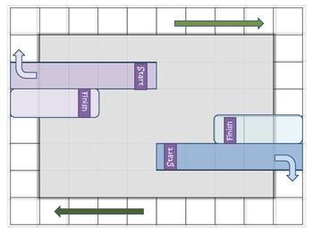 File Folder Game Board Format 2