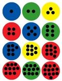 File Folder Game: Circle Counting