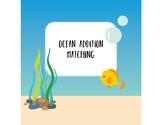 File Folder Game - Ocean Addition