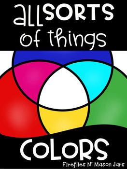 All SORTS of Things: Colors