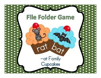 File Folder Game (-at Family Cupcakes)