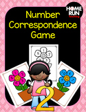 Free Number Correspondence Game