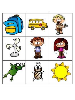 Activity: CVC Puzzle Pieces (9 words)