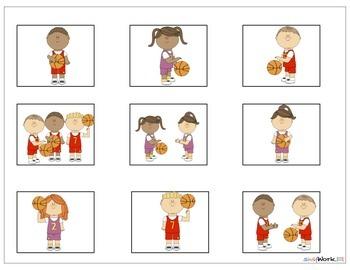 File Folder Activity Pack- Visual Discrimination (Prek-1st Grade)