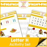 Letter H - File Folders
