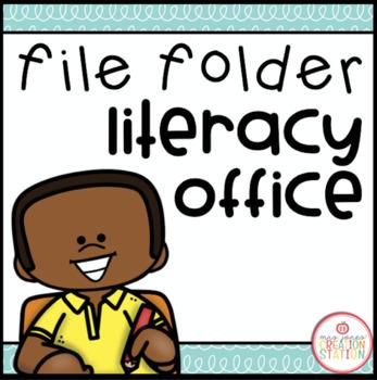 File Folder Literacy Office