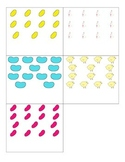 File Folder Matching Numerals to Quantities 11-20 (Easter Theme)