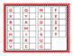 File Folder Activities: Matching Letters (Red)