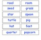 File Folder Noun and Verb Activity (PDF)