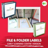 Planning Cycle Organisation Printables for PreK, EYLF, EYFS, Childcare,OSHC