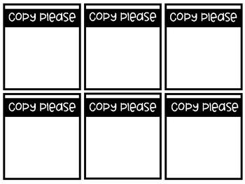 {Freebie} File Folder Organizing Labels for Helpers