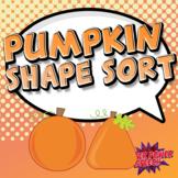 Big and Small Pumpkin Sort (FREE)