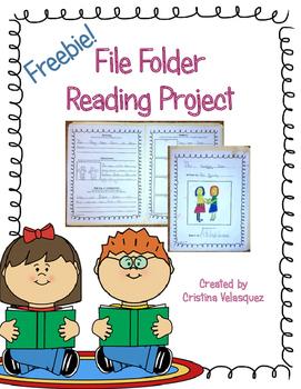 File Folder Reading Project  [Free!]