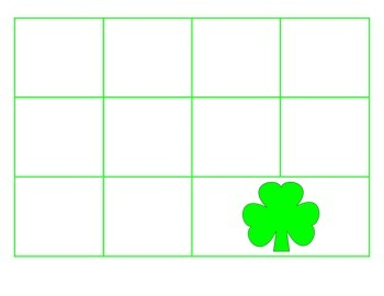 File Folder Sequence to 100 by 10's (Light Green)