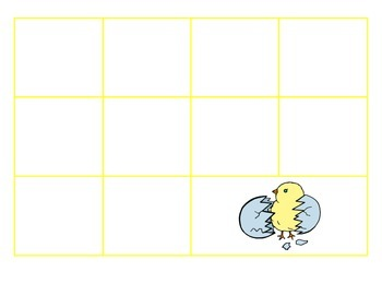 File Folder Sequence to 100 by 10's (Yellow)