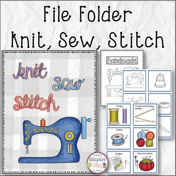 File Folder Sewing Theme