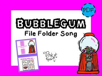 "File Folder Song - ""Bubblegum"""