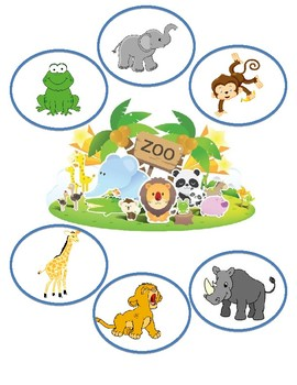 File Folder--Sorting Animals and Toys