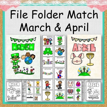 FILE FOLDER MATCH March and April
