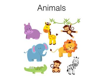File Task Activity - Animals