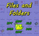 Files and Folders