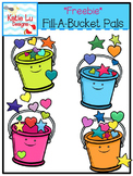Fill A Bucket Freebie