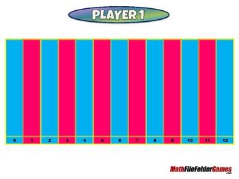 Fill All - 2nd Grade Math Game [CCSS 2.OA.B.2] [CCSS 2.MD.D.9]