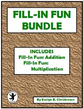 Fill-In Fun Bundle