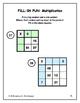 Fill-In Fun: Multiplication