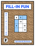 Fill-In Fun: Multiplication