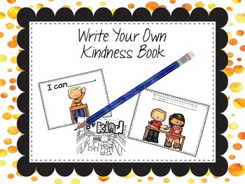 Fill In Kindness Book