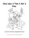 Fill-In-The-Blank King Story