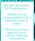 Fill My Bucket