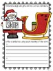 Fill Santa's Sleigh! Multiple Meaning Words Center