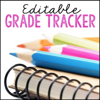 Free Fill & Save Grade Sheet
