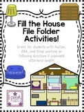 Fill The House File Folder