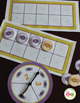 Spiders Math Activities: Spider Five and Ten Frame Fun for ECE