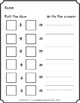 Fill The Tree Freebie Christmas Activity Holiday Math Game