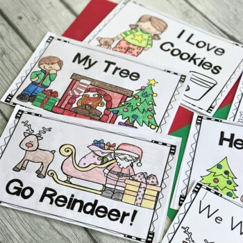 Fill Those Book Boxes December Christmas Edition! Books for Beginning Readers