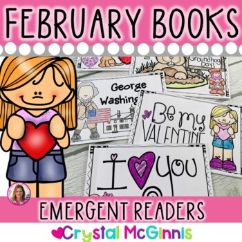 Fill Those Book Boxes February Valentines Edition! Books for Beginning Readers