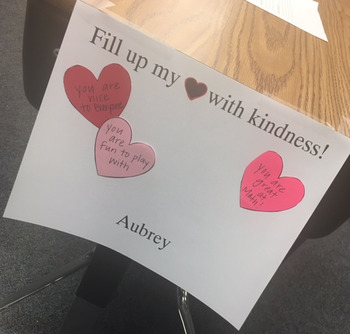 Fill Up My Heart With Kindness