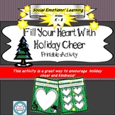 Fill Your Heart With Holiday Cheer- Printable Worksheet SE