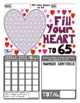 Fill Your Heart to 65 Math Game